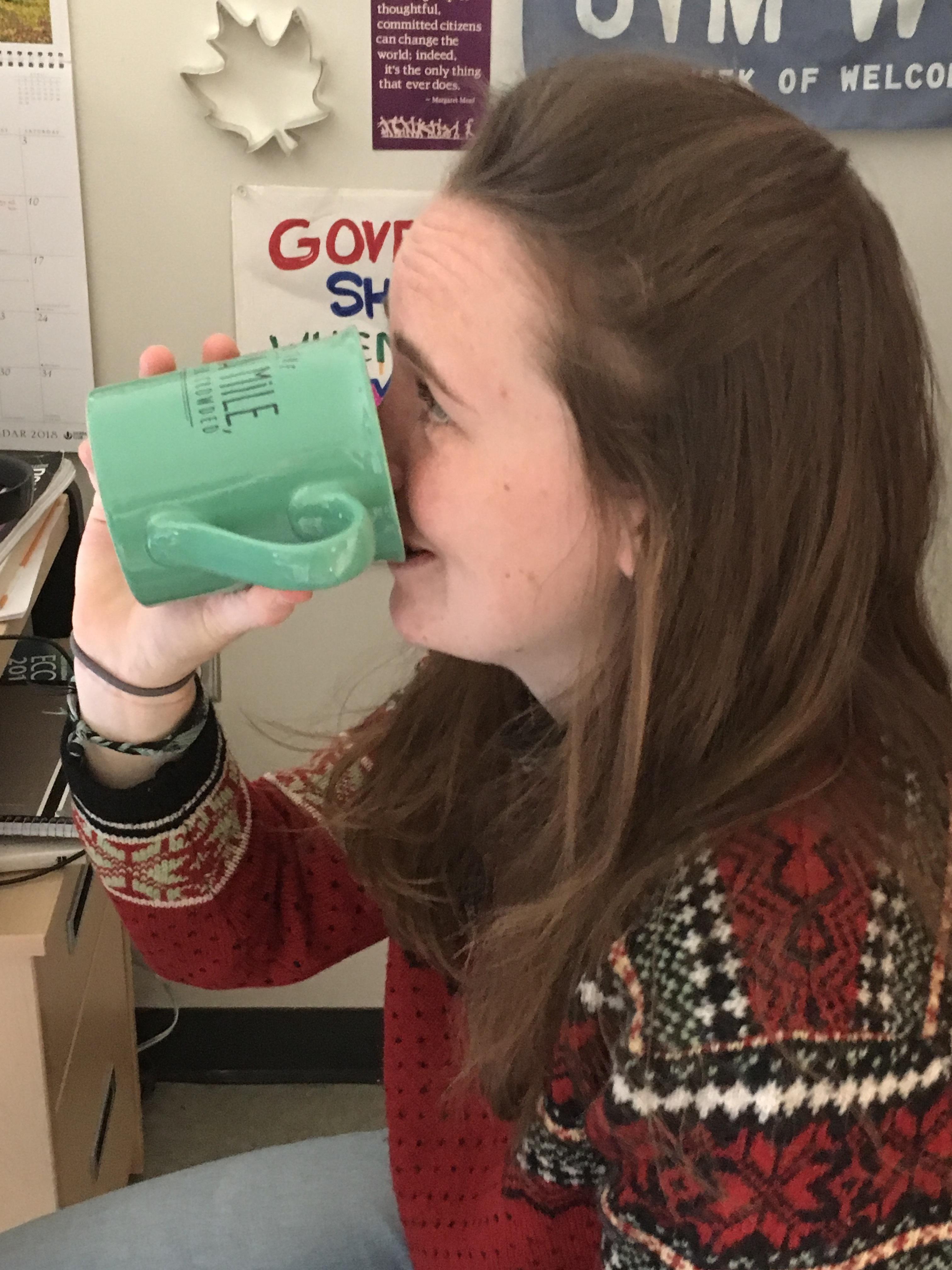 Reusable mug mug
